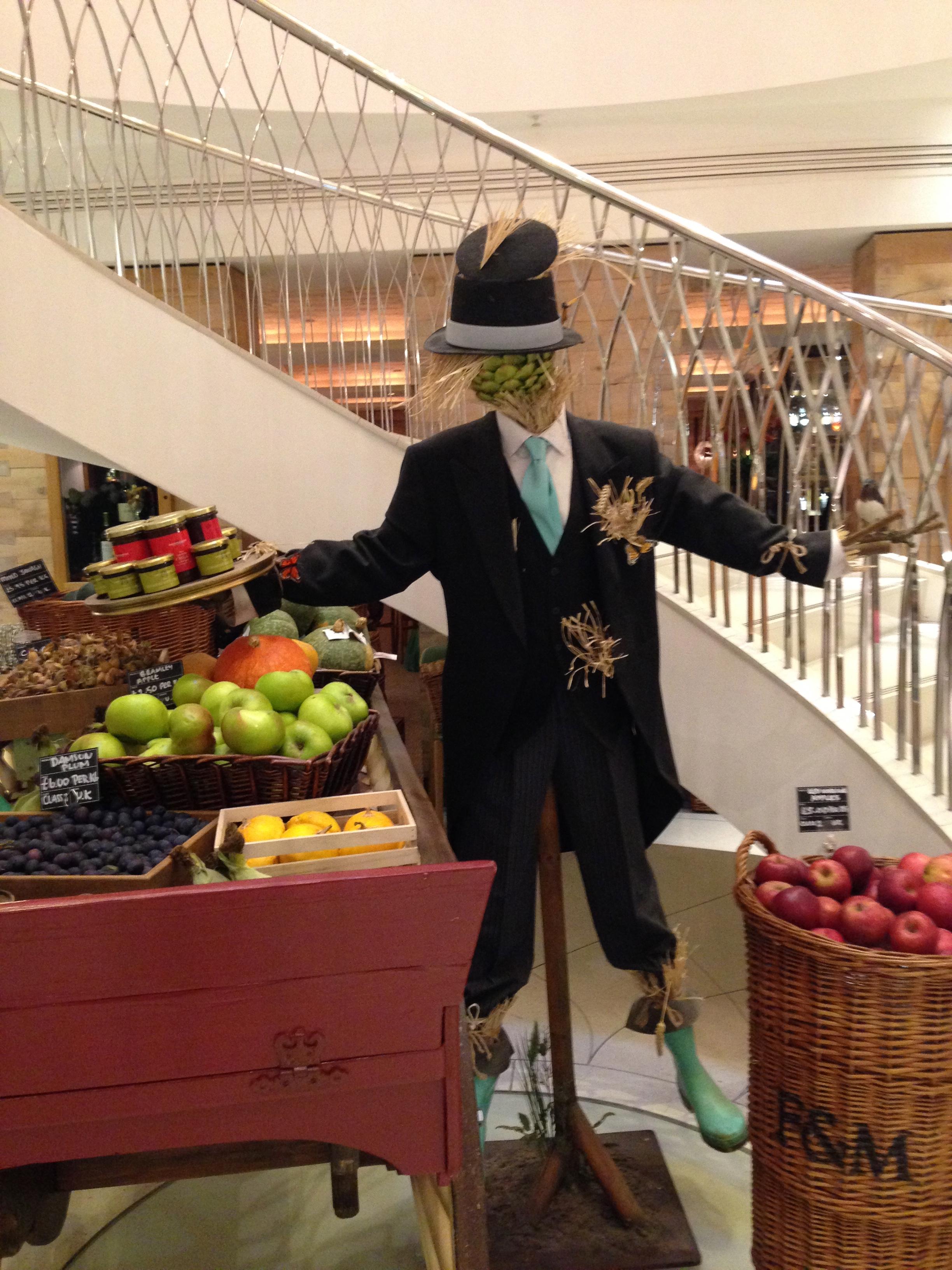 Halloween at fortnum mason 2015 nila holden - Fortnum and mason christmas decorations ...