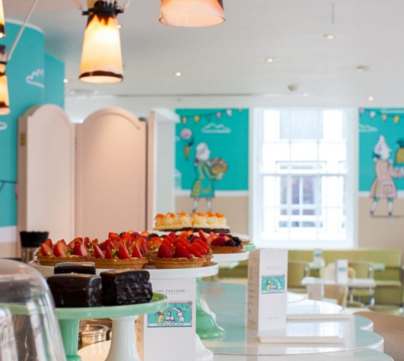 fortnums ice cream parlour nila holden