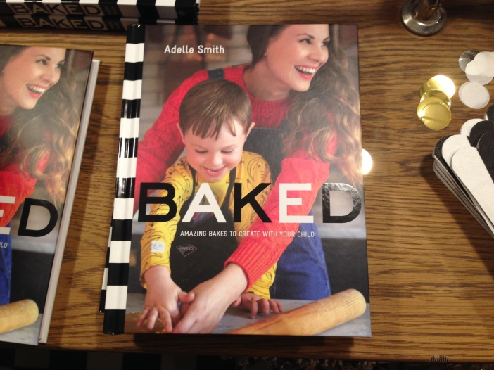 Baked book adelle smith nila holden
