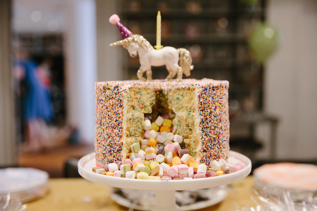 bakedbook unicorn cake adelle smith