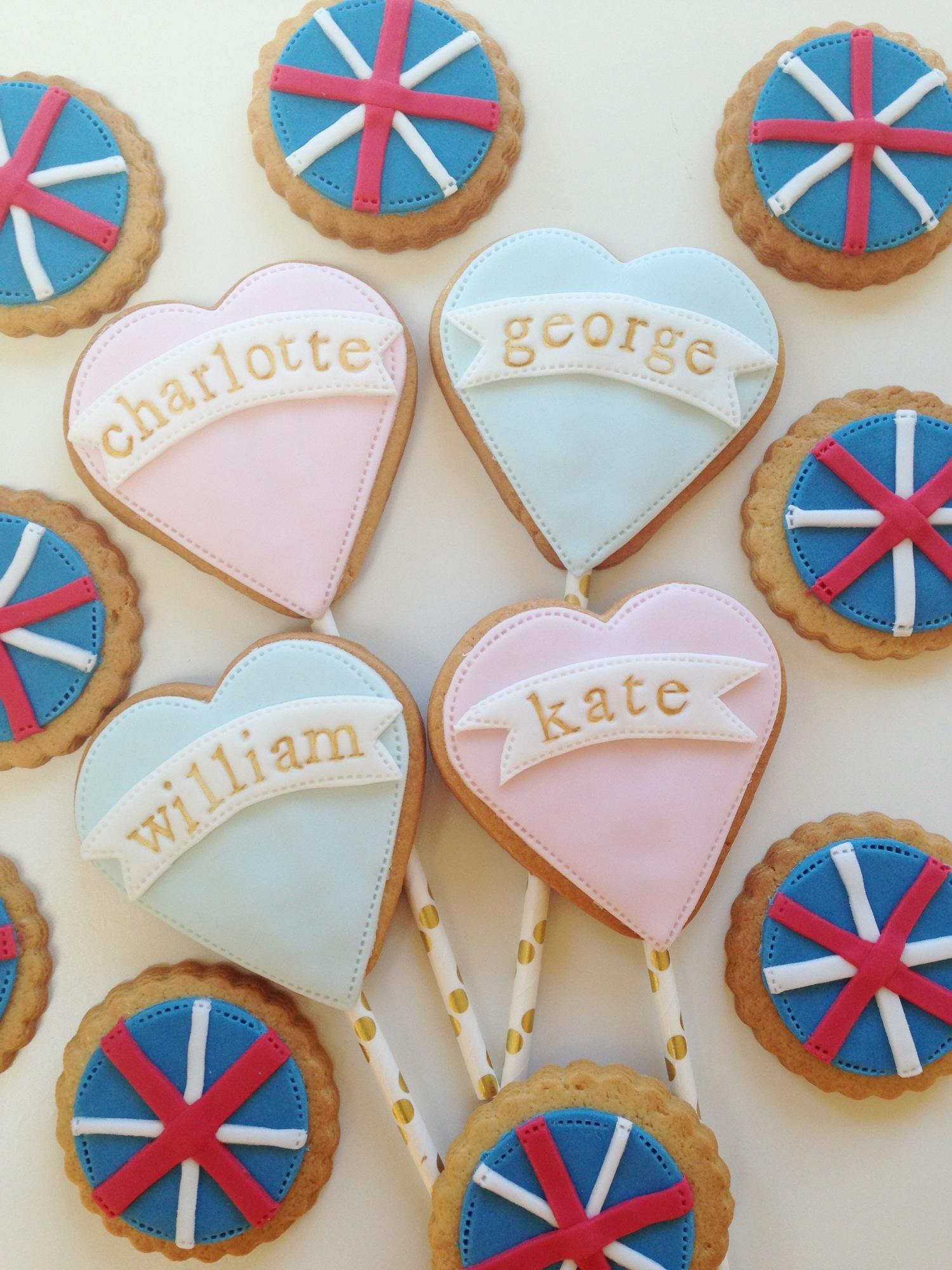 Nila Holden RoyalVisitLuton biscuits