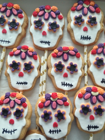 nila holden day of the dead biscuits