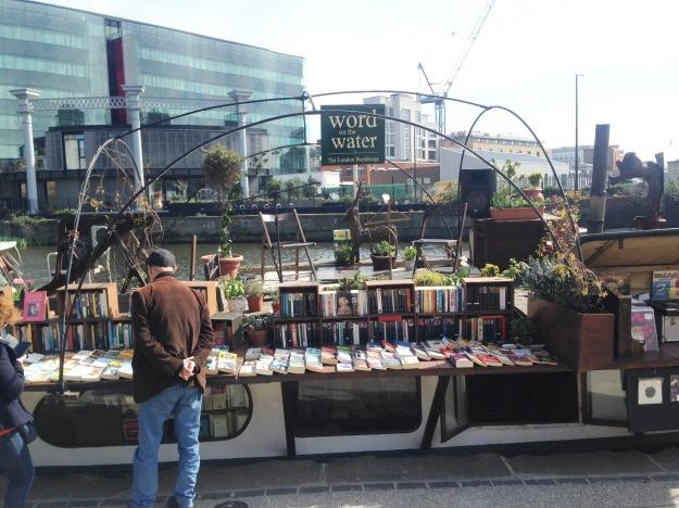 Word on Water London's only floating bookshop