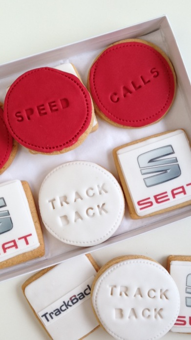 SEAT branded biscuits nila holden