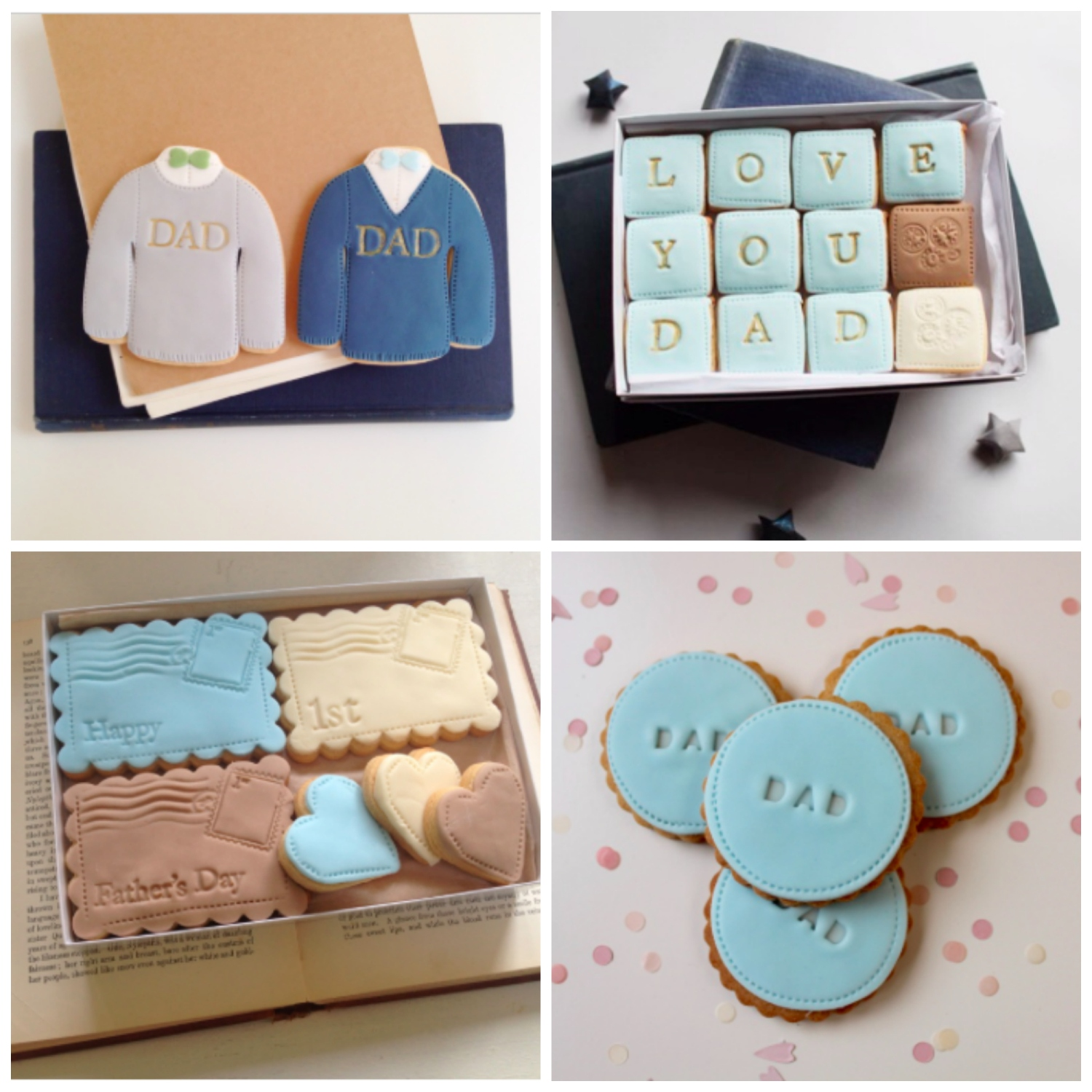 Fathers Day biscuits nila holden collage.jpg