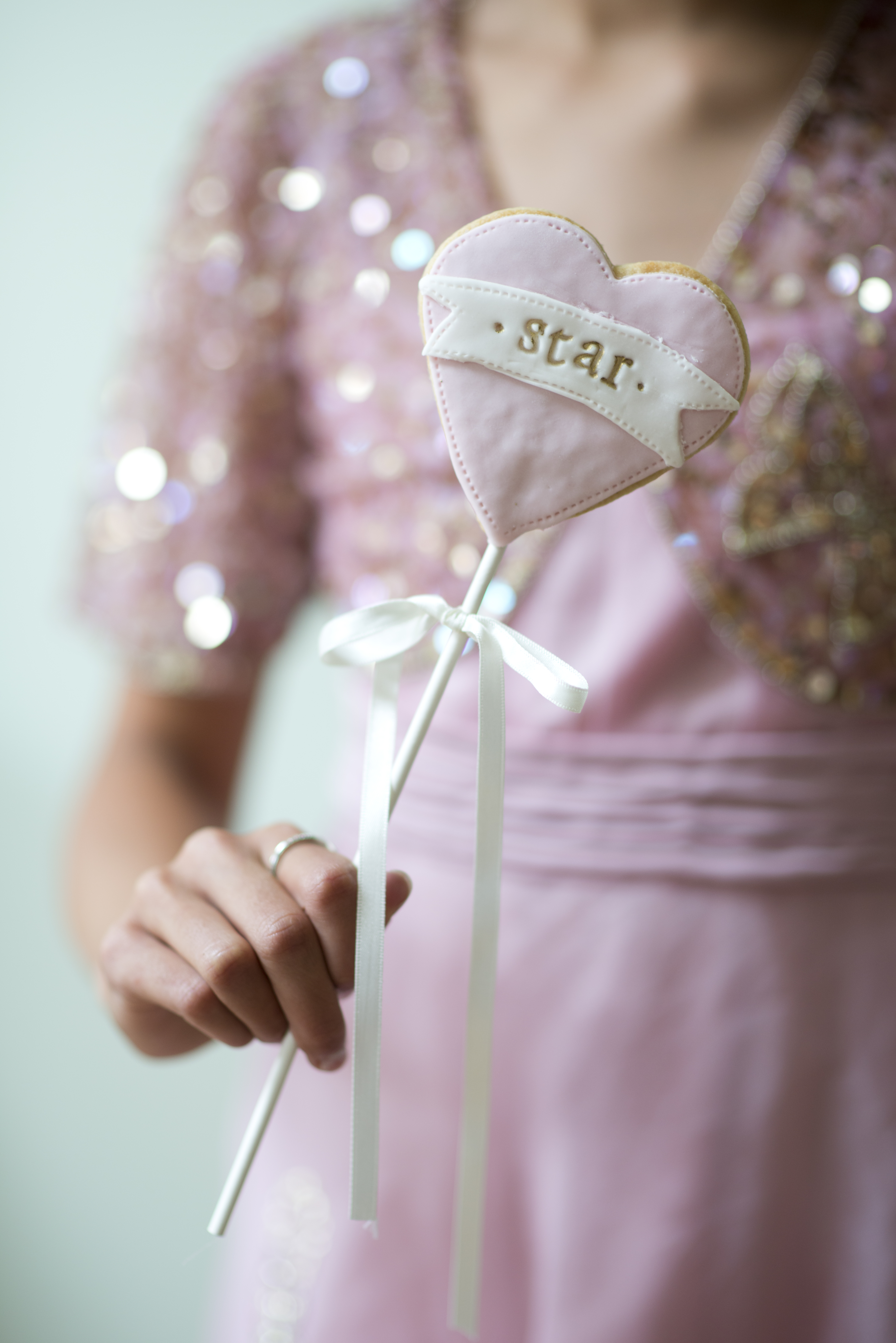 nila holden bridesmaid cookie gift