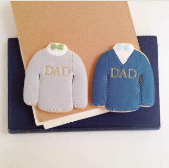 nila holden fathers day jumper biscuits