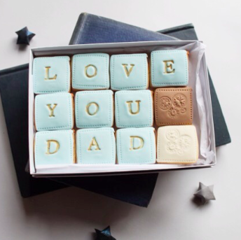 nila holden love you dad mini biscuits