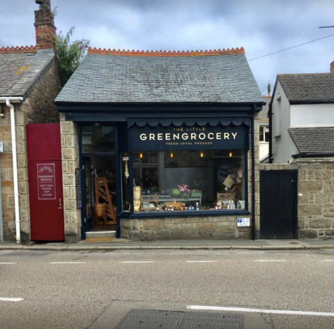 greengrocers newlyn village cornwall